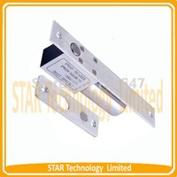 access control door strike - Fail secure electric lock of electric strike for access control VDC lock electric strike door lock