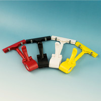 Wholesale Advertising clip thumb shelf clip clip tag price tag price tag affixed explosion clip stud clip