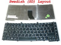 acer travelmate laptops - Scandinavian Nordic Laptop Keyboard tangentbord for Acer Travelmate Swedish SD MP S0