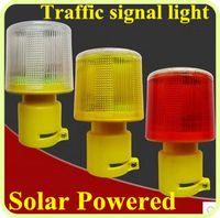 Precio de El tráfico de potencia-Llevó la luz de advertencia del tráfico de la seguridad de carretera accionada solar, luz de señal, luz de emergencia, faro, lámpara de la alarma, impermeable