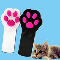 Wholesale Pc New Cat Claw Beam Interactive Laser Pointer Pet Cat Dog Amusement Toy