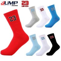 Wholesale High quality men s Professional Cartoon sports socks No elite basketball socks thick terry male socks S034