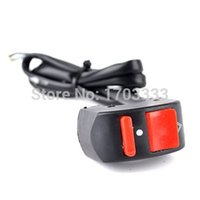 Wholesale Motorcycle ATV Bike Handlebar Kill Stop Switch ON OFF Button V A