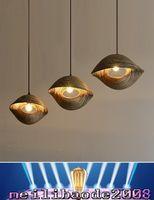 bamboo lamps - Modern Japanese Dining Room Lamp Droplight Pendant Lamps Bamboo Chandelier Garden Lighting Lights Living Room Light MYY