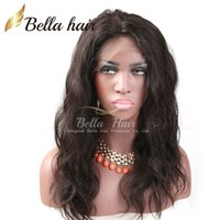 Malaysian Hair bella band free shipping - Brazilian Hair Lace Frontals x4x2 Lace Band Virgin Human Hair Closures Hair Extensions Bella Hair DHL