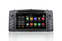 Wholesale HD inch Capacitive Screen Android Car DVD PC GPS For toyota old corolla e120 with Bluetooth