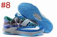 Cheap 2015 Hot KD 7 VII BHM Black History Month Sneakers,KD7 VII 2015 New Arrival Kds Mens Basketball Shoes For Sale 40~46