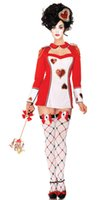 adult clown - Sexy Clown Cosplay Costume Fancy Costumes For Adults Women Card Guard Costume F1308