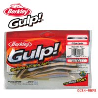 berkley gulp lures - Berkley Brand Gulp Series Crawler GCR4 cm Protein Worm Bait Soft Fishing Lure Artificial three colors bag