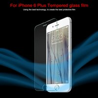 Wholesale For Samsung Note J2 J3 J5 Shatterproof Tempered Glass Screen Protector For iPhone plus iPhone6 s plus