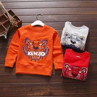 Wholesale 2016 sutumn kid hoodies popular style children sweatshirts size years old