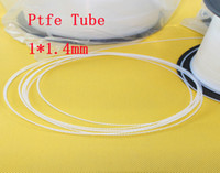 Wholesale High Quality Ptfe Teflon Pipe d Printer tube Size mm meters