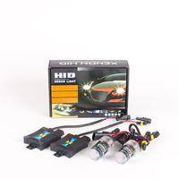 Wholesale Xenon HID Kit Car Headlight Slim Ballast W H1 H3 H7 H9 H10 Xenon Bulb K K K K K V