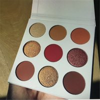 best waterproof eyeshadow - Kylie Jenner Newest Kyshadow Palette Burgundy Eyeshadow Of Your Dreams Makeup Eye Shadow Colors Best Quality Discount Price DHL free