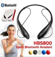 apple listing - New listing Sport Bluetooth V4 Stereo Headset HBS the iPhone and Samsung mobile phones sporty style headphone