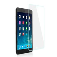 Wholesale Tempered Glass Tablet PC Screen Protectors for Ipad Cheap Tablet PC Screen Protectors for iPad Air iPad Mini High Quality