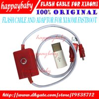 Wholesale Flash Cable and adaptor For Xiao Mi xiaomi by passbootload locks