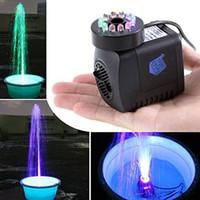 Wholesale Graden Lawn Gbgs Gph Submersible Pump With Light For Aquarium Hydroponics F
