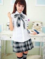 adult high school - Sexy Lady japan high school girl dress uniform women adult costume full outfit