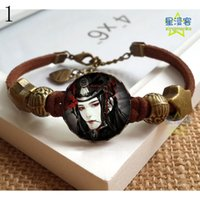 bad birthday gifts - New Brand Hot Anime ornament anime Picture of bad people Bracelet Simple personality pulsera fashion Accessory birthday present No
