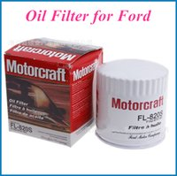 Wholesale FL s Ford Motorcraft Silicone Valve Oil Filter Fuel Filter Car Ford Oil filter High Efficiency High Capacity Ford0011 DHL