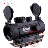 airsoft scope mounts - Tactical Hunting Holographic x mm Airsoft Red Green Dot Sight Scope mm Rail Mount