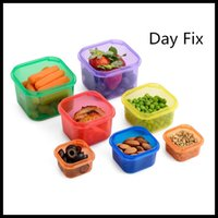 Wholesale 2016 New arrival Fix Day Workout Food Container Plastic Meal Box Energy Container with Shaker Bottle