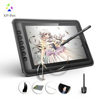Wholesale Artist10 Portable quot IPS Graphics Drawing Monitor Pen Tablet Pen Display with Clean Kit and Drawing Glove Black