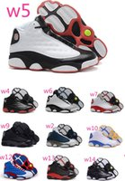 Wholesale Cheap Retro Basketball Shoes Men High Cut Boots High Quality All black Sneakers Sports Shoes