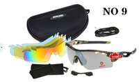Wholesale 100 new Radarlock path sunglasses coating polarized sunglasses men sunglasses glasses goggle women lens Sports Outdoors