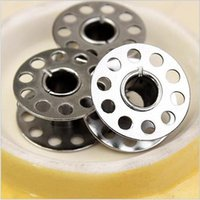bernina sewing - Metal High Quality Sewing Machine Bobbins Spool for Brother Janome Singer Elna Bernina Toyota Q233