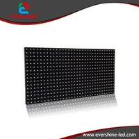 Wholesale Indoor mm pixels in1 SMD scan RGB P10 full color LED module for Advertising media LED Display
