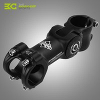 adjustable road bike stem - New Mountain Road Bike Bicycle Adjustable Black Stem Fork mm Aluminum Alloy Cycling Equipment Accessories H5065
