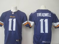 Wholesale Newest NEW Draft Laquon Treadwell Vikings Purple white Elite Football Jerseys for Men Mix Order Free Delivery