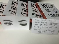 Wholesale In stock sale kylie Kyshadow pressed powder eye shadow palette the Bronze Palette Kyshadow Kit Kylie Cosmetic colors