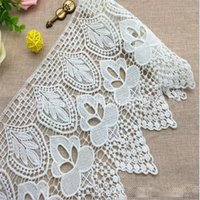 bar code manufacturer - Manufacturers selling milk silk with water soluble lace spokes yards fabric lace bar code