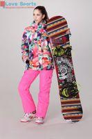 Wholesale Newest High Quality K K Waterproof Snow Sports Clothing Snowboarding Jacket Women Warm Cotton Skiing Jacket