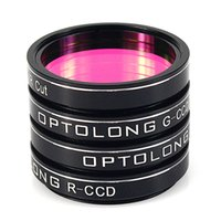 Wholesale Good Quality quot Optolong LRGB Imaging Filter Set For Deep Sky And Planetary Photography Astronomy Camera Filter W2504A