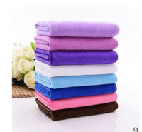 hand towels - 2016 Superfine Fiber Towel Water Uptake Quick Drying Cooling Towel cm No Hair Loss Household Towel
