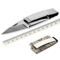 best survival pocket knife - Wallet Pocket Folding Knife Camping Survival Knife Full Steel Knives Mirror Light Surface Tactical Knife Best Gift