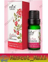 Wholesale DY183 ISILANDON Rose Essential Oil Skin Care Treatnent Whhitening Freckle Moisturizing Anti Wrinkle Anti Aging Face Care Massage Oil