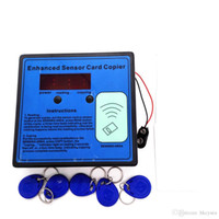 Wholesale Hot Sale ID Door Card Copier Access Parking Member ID EM Card Copy Duplicators Enhanced Sensor Card Copier with Key Tags