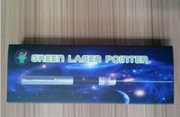 Wholesale Green laser pointer in Star Cap Pattern nm mw Green Laser Pointer Pen With Star Head Laser Kaleidoscope Light Free Ship