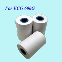 Wholesale Thermal Printing Paper mm m compitable with Six Channel ECG ECG600G printing fax paper ECG paper