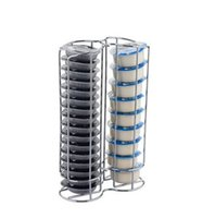 Wholesale 32 Tassimo Capsule Cup Coffee Pod Holder Tower Stand Coffee Rack Cremoso Cafe Accessory