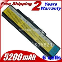 Wholesale Laptop Battery J7706 ASM FRU TS0A0A For Lenovo Y500 Y510 Y510A IdeaPad V550 Y510 Y530 Y530A Y730A Y710 Y730
