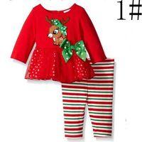 baby black dress pants - Christmas Shirt Dress Girls Child Clothes Baby Clothing Girl Dress Autumn Leggings Pants Children Set Kids Suit Outfits Lovekiss C29286