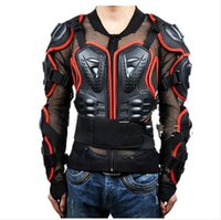 Wholesale Motorcycles Armor Protection Motocross Jacket Protector Moto Cross Chest Back Protector ProtectiVe Gear two color