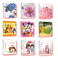 Wholesale Fashion Home Decoarative Switch Stickers Creative Nice Designs Removable PVC Best Factory Price cm Suitable to Various Switches