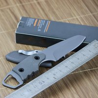 belt bottle opener - camping hunting survival knife tactical straight fixed blade knifes high quality pocket EDC Tools with bottle opener belt Knives titanium